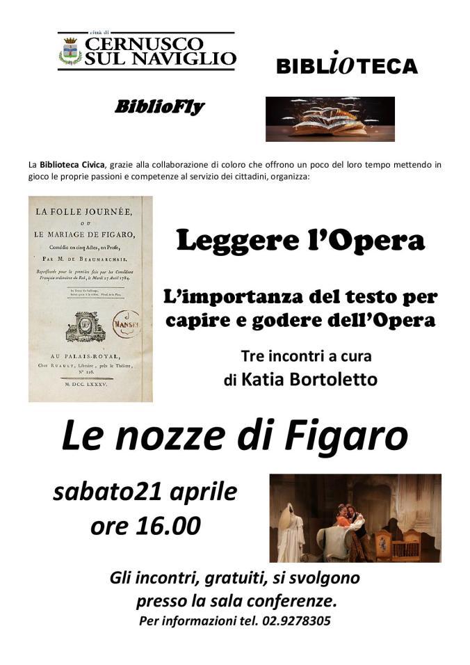 Leggere l'Opera31